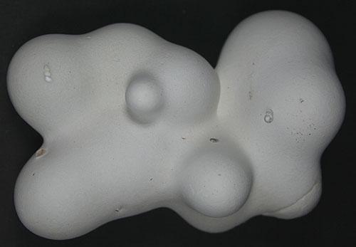 Ópalo Embalse de Camarillas, Agramón, Albacete, España 7x5 cm. Fot. & Col. Juan Hernandez. Recogida en Abril de 2009 (Collected in April of 2009). (Autor: supertxango)