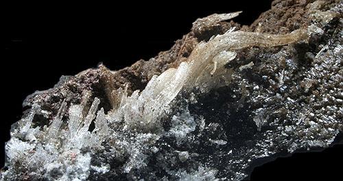 Yeso (Gypsum)  Tamaño de la pieza (Size of the piece): 13x5 cm. Col. & Fot. Juan Hernandez. Recogido en Marzo de 2008 (Collected in March of 2008). (Autor: supertxango)