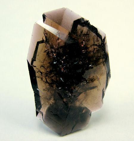 Axinite-(Fe) Puiva Mount, Saranpaul, Khanty-Mansi Okrug, Tyumenskaya Oblast', Prepolar Ural, Western-Siberian Region, Russia 35 mm x 22 mm (Author: Carles Millan)