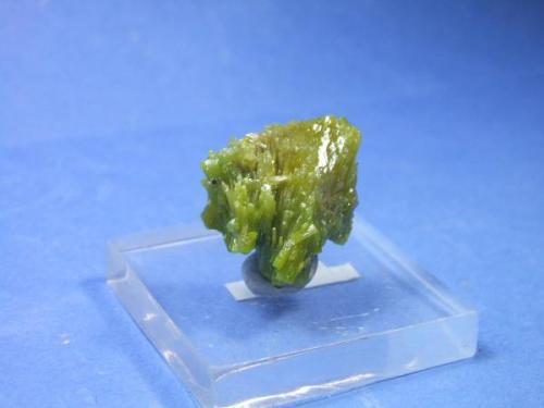 Piromorfita pieza 1cm, minas del Horcajo Ciudad Real (Autor: Nieves)