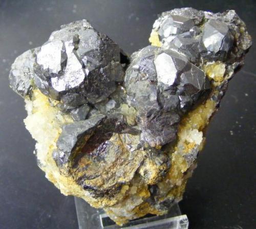 Blenda. Tunel José Maestre, la Unión. 10*8cm. Cristal mayor 3.5cm. (Autor: yowanni)