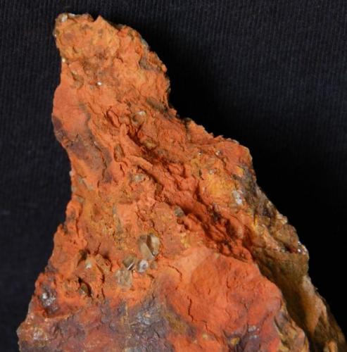 Hematites (detalle) - Cantera Els Frares - Avencó - Aiguafreda - Barcelona - España - 10x5x4 cm (Autor: Joan Martinez Bruguera)