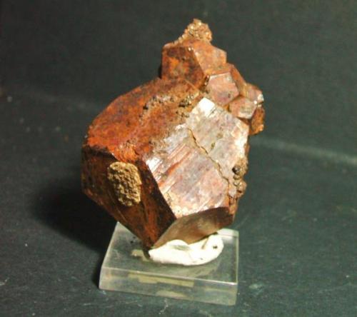 Piritoedro Jarapalos Ahaurín el Grande Málaga, pieza 5x5cm (Autor: Nieves)