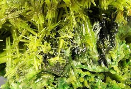 Detalle. Colección Nacho Gaspar, foto Fabre Minerals. (Autor: Nacho)
