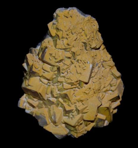 CALCITA (Cantera Berta, El Papiol, Barcelona) Tamaño: 8 x 5 cm (Autor: Marc C)