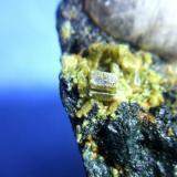Epidota cantera de serpentina sierra nevada Granada cristal de 8mm.jpg (Autor: Nieves)