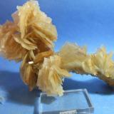 Barita estalactita de 16x8cm cristales 25mm ,galeria el telegrama concesion beltraneja Bacares Almeria.jpg (Autor: Nieves)