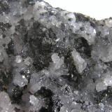Detalle. Cristal de Tetraedrita de 7 mm. (Autor: Nacho)
