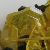 Detalle, cristal de 1 cm. Col. y foto Nacho Gaspar. (Autor: Nacho)