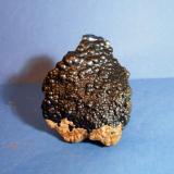Goethita pieza de 8x8cm minas del cortijuelo Bacares Almeria.jpg (Autor: Nieves)