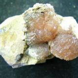 Olmiita N'Chwaning Mine, Kuruman, Kalahari Manganese Fields, Cabo Norte, Sudafrica 60x40 mm (Autor: trencapedres)