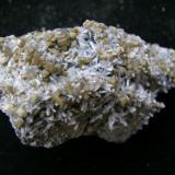 Bultfonteinita, Olmiita N'Chwaning Mine, Kuruman, Kalahari Manganese Fields, Cabo Norte, Sudafrica 50x40 mm (Autor: trencapedres)