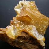 Barita Y cuarzo Mina Nieves cristal de barita 9cm.JPG (Autor: PabloR)