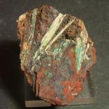 Bismutita mina cortijo Virginia Escullar Almeria, cristal 4cm (Autor: Nieves)