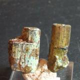 Calcostibitas minas de Lanteira Granada, cristales 3x1´5cm (Autor: Nieves)