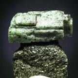 A Franqueira - A Cañiza - Pontevedra -  8x7 cm. cristal 7 cm. (Autor: El Coleccionista)