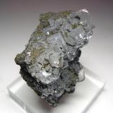 2802-Fluorita, mine Emilio, Loroñe, Asturias, 5,7x5,3x3,5 cm. (Autor: Edelmin)