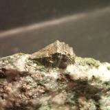 Arsenopirita minas de Cala Huelva, cristal 2´4cm (Autor: Nieves)