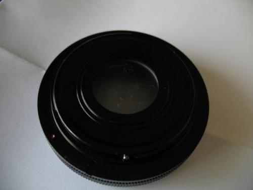 adaptador montura Fd canon a EF canon (Autor: hocolapa)