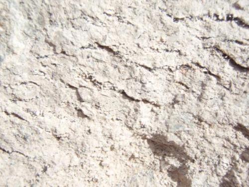 Detalle de la roca donde salió la Aegirina (Autor: Jose Bello)