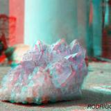 Amatista de Artigas - Uruguay , se puede apreciar la profundidad de los cristales. (Autor: Rodrigo Rod)