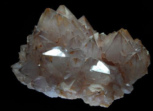 Cuarzo (variedad ahumado)<br />mina vertice , Cerro del Toril, Villaviciosa de Córdoba, Córdoba, Andalucía, España<br />13 x 10 x 6 cm<br /> (Autor: Ricardo Fimia)