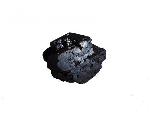 Augita<br />Volcán Roca Negra, Santa Pau, Olot, Garrotxa, Girona / Gerona, Catalunya, España<br />3,2x 3 x 2,8cm<br /> (Autor: heat00)