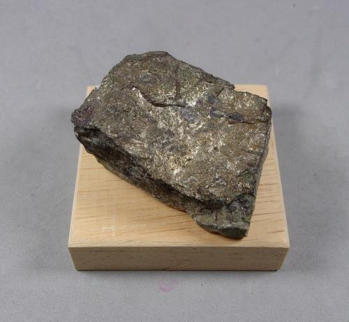Algodonita<br />Mina Mohawk, Mohawk, Keweenaw County, Michigan, USA<br />5,2 x 3,2 x 2,5 cm.<br /> (Autor: J. G. Alcolea)