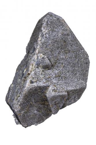 1.Recorto el mineral para eliminar el fondo existente (Autor: Manuel Mesa)