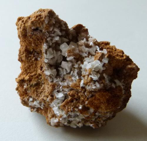 Cerussite<br />Old Gang Mines, Brandy Bottle incline, Reeth, Swaledale, Yorkshire, England / United Kingdom<br />4cm<br /> (Author: colin robinson)