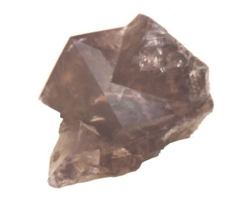 Fluorite<br />Pike Law Mines, Newbiggin, Teesdale, North Pennines Orefield, County Durham, England / United Kingdom<br />6cm<br /> (Author: colin robinson)