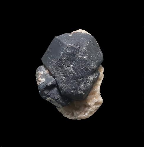 Galena<br />Bellmunt del Priorat, Comarca Priorat, Tarragona, Catalunya, España<br />8,5x6x6,5 cm.<br /> (Autor: Nacho)