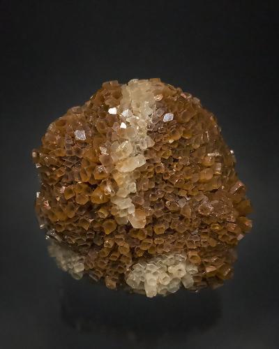 Aragonite<br />Tazouta, Sefrou, Sefrou Province, Fès-Boulemane, Morocco<br />5 X 5 cm<br /> (Author: Richard Arseneau)