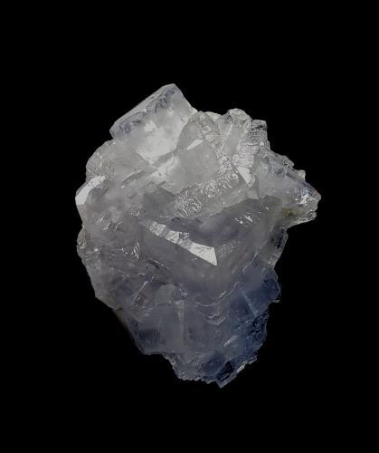 Fluorita<br />Mina Emilio, Filón Obdulia, Zona Minera Caravia, La Rubiera, Loroñe, Colunga, Comarca de la Sidra, Asturias, Principado de Asturias, España<br />9x10,5x5 cm.<br /> (Autor: Nacho)