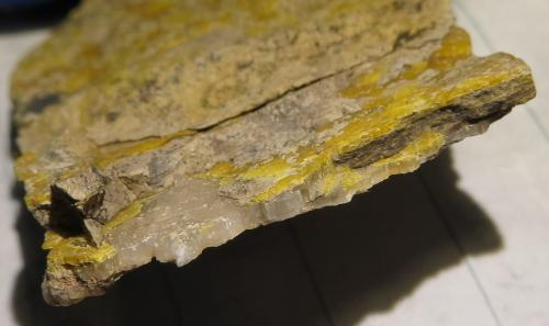 Humboldtina<br />Mina Csordakúti, Bicske-Csordakút, Cuenca Bicske-Zsámbéki, Fejér, Hungría<br />CdV: 3 x 1,5 cm<br /> (Autor: Kaszon Kovacs)