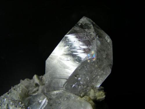 Detalle de uno de los cristales (Autor: yowanni)