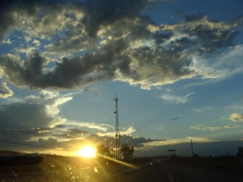 Atardecer en Chihuahua Mexico, (Autor: javmex2)