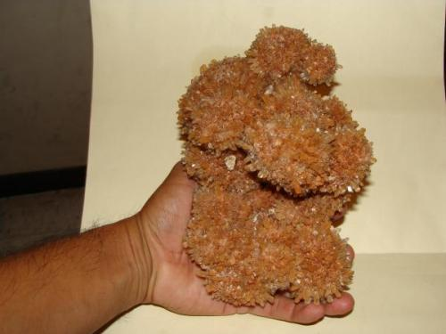 Creedita, tamaño de la pieza 22 cm. (Autor: javmex2)