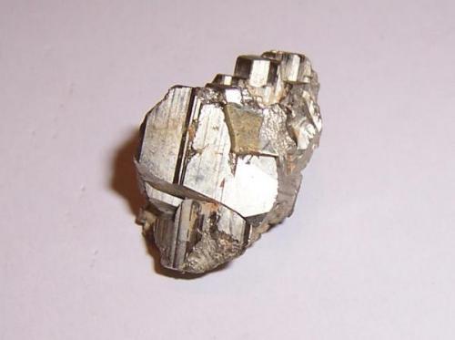 Arsenopirita 2,7 cm. -San Nicolás- Valle de la Serena. (Ba) (Autor: luisfrancisco)