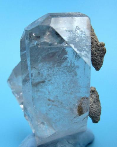 Barite Book Cliffs area, Grand Junction, Mesa Co., Colorado, USA 41 mm x 31 mm x 21 mm (Author: Carles Millan)