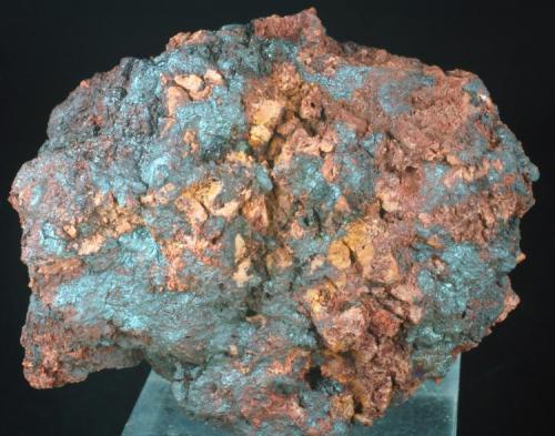 Hematites & Óxidos Bronchales - Sierra de Albarracín - Teruel - Aragón - España 60 x 50 x 35 mm (Autor: Joan Martinez Bruguera)