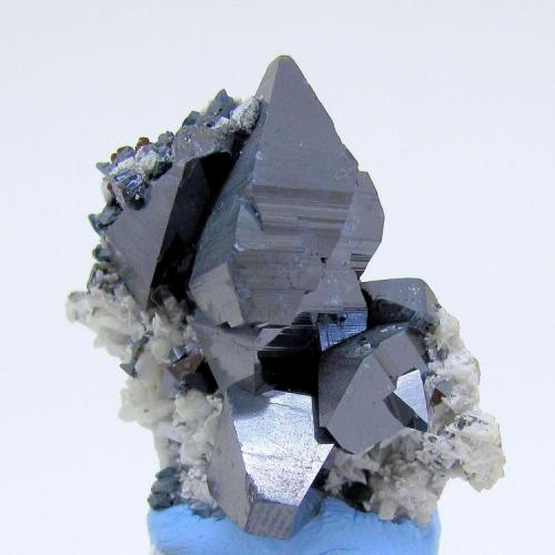 Anatase, quartz Dyrfonni, Viveli, Eidfjord, Hardangervidda, Hordaland, Norway 35 mm x 31 mm (Author: Carles Millan)