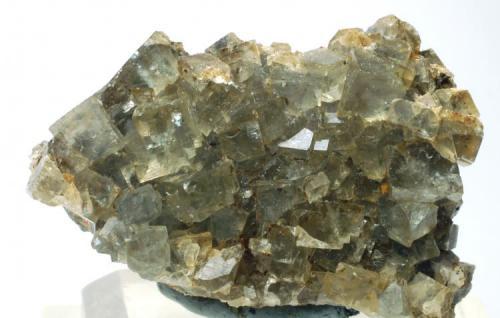 Fluorita Mines de Sant Marçal - Viladrau - Montseny - Osona - Girona - Catalunya - España 44 x 27 x 17 mm (Autor: Joan Martinez Bruguera)
