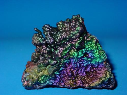 """turgite"" (goethite/hematite) Graves Mt., GA around 6 cm across (Author: John Medici)"