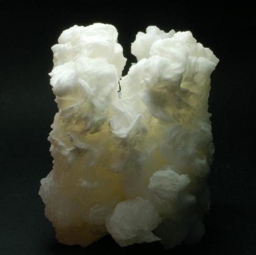 Aragonito coraloide Mina Victoria - Estrecho de San Gines - Sierra de Cartagena y la Unión - Cartagena - Murcia - España 70 x 55 x 45 mm (Autor: Joan Martinez Bruguera)