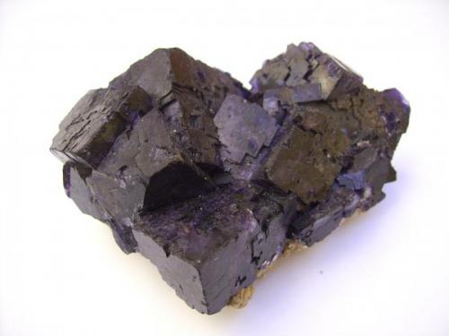 Fluorite from Melchor Musquiz, Cohahuila, Mexico. 8 x 6 cm Opaque as I like too (Author: Antonio Alcaide)