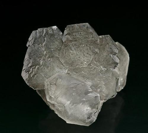 Calcite Rist Mine, Hiddenite, Alexander Co., North Carolina, USA 2.9 x 3.5 cm (Author: am mizunaka)