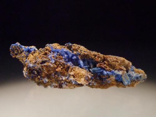 Level 2, Tui Mine, Te Aroha, New Zealand 7.5x2.5 cm (Author: Greg Lilly)