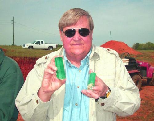 4-14-11 Emeralds.JPG (Author: Rich Olsen)