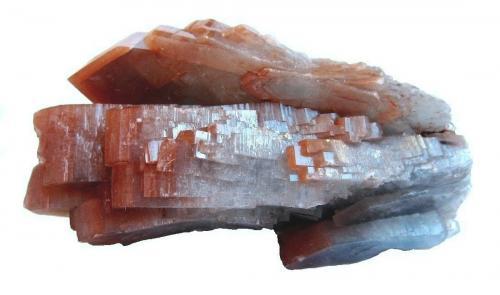 Baryte Clara Mine, Rankach valley, Oberwolfach, Wolfach, Black Forest, Baden-Württemberg, Germany Specimen size 6 cm (Author: Tobi)